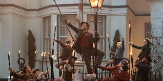 The Story Behind The Gas Lamps And Leeries In Mary Poppins Returns