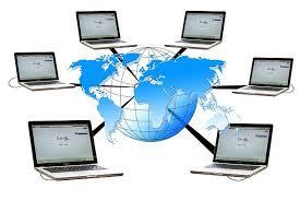 Dengan menggunakan router, lan dapat terhubung ke jaringan area luas (wan, dijelaskan di bawah) untuk mentransfer data dengan cepat dan aman. Jenis Jenis Jaringan Komputer Berdasarkan Luas Areanya Golepi
