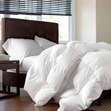 luxurious king california king size siberian goose down comforter 1200 thread count 100 egyptian cotton 750fp 50oz 1200tc white solid