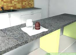 how to install countertop how to install image titled install concrete step install on half wall how to install