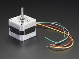 stepper motor nema 17 size 200 steps rev 12v 350ma id 324 stepper motor nema 17 size 200 steps rev 12v 350ma