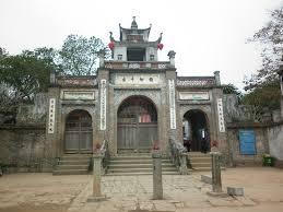 Cổ Loa Thành – Kiến trúc kinh đô độc đáo nhất của người Việt Nam cổ xưa. -  Bộ công cụ học lịch sử trực tuyến
