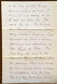 walt whitman archive walt whitman s correspondence the walt image 5 page image