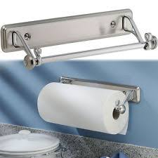 kitchen towel holder. Plain Holder New York Kitchen WallMount Paper Towel Holder Stainless Steel Finish To Holder