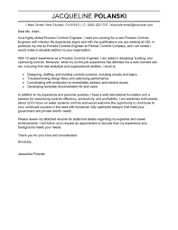 Cover Letter For Entry Level Process Engineer Eursto Com