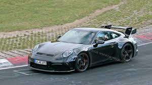 Combine the new chassis and technology with what's guaranteed to be an incredible. New Porsche 911 992 Gt3 On The Way Car Magazine