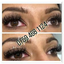 lash extensions individual eyelashes 3d russian eyelashes 85 microblading semi permanent makeup in islington london gumtree