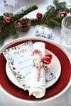 menukaart kerst maken