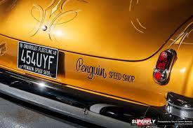 PENGUIN SPEED SHOP LEAD SLED: 1949 CHEVY FLEETLINE | SuperFly Autos