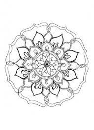 Mandala Kleurplaat Van Mariskleurt Volwassenen Kleuren Ook