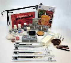 kryolan crèmecolor theatrical makeup kit