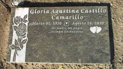 Gloria Agustina Castillo Camarillo (1930-2010) - Find A Grave Memorial
