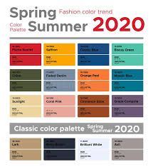 Die Spring Color Chart Color Chart Spring Stock Illustrations 419 Color Chart