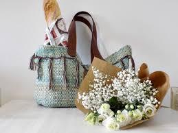 boho τσάντα από κουρελού
