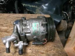 alfa sportwagon brera spider fuse box cover in black  alfa 147 3 2 gta air con pump 02 sanden p n 60607289