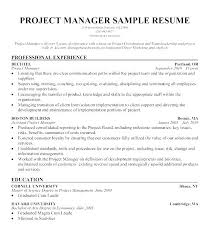 Sample Resume Project Coordinator Adorable Project Coordinator Sample Resume Project Coordinator Software