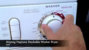 maytag neptune washer and dryer stackable. Contemporary Maytag Maytag Neptune Stackable Washer Dryer With And