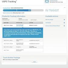 Poshmark Tracking Tracking Process