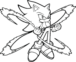 Sonic Exe Coloring Pages Printable Free Interactive Coloring Pages