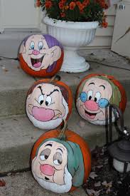 Scary Pumpkin Painting 172 Best Painted Pumpkins Images On Pinterest Painted Pumpkins
