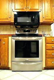 gap between dishwasher and air space island counter kitchen uk how much should there be the