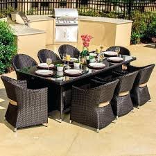 outdoor dining sets for 8. Awesome Creative Of Outdoor Dining Sets For 8 Person Throughout Table  Modern Square Patio Amazing De Outdoor Dining Sets For E