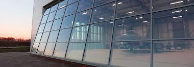 hydroswing hydraulic doors hangar architectural