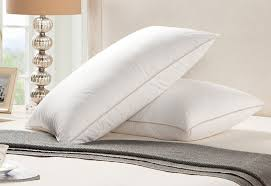100 down pillow. Perfect Pillow Goose Down Pillow Product Image With 100 Down Pillow