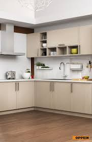 Light Wood Kitchen Cabinets Modern Modern Light Wood Grain Kitchen Cabinet Kitchen Cabinets