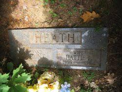 Hattie L. Heath (1899-1984) - Find A Grave Memorial