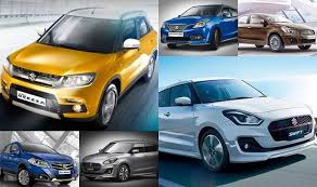 new car launches in january indiaMaruti Suzuki bags 8 slots in top 10 bestselling cars in January