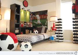 Extremely Inspiration Soccer Bedroom Ideas  Bedroom IdeasSoccer Bedroom Decor