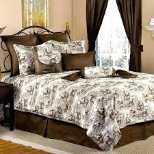 moose bedding sets deer and overture cabin place lodge hunting lodge bedding set