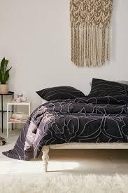 Vintage inspired bedroom furniture Room Margot Tufted Floral Comforter Urban Outfitters Blue New Vintage Inspired Bedding Bedroom Furniture Urban