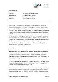 Marketing Officer Job Description Delectable Job Description Post Marketing Officer Responsible To Orwell Park