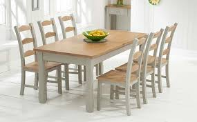 cozy ideas grey dining table and chairs painted sets great furniture trading pany the oak gray