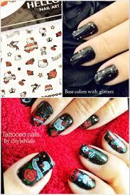 72 best My Nail Art Designs images on Pinterest | Nail art designs ...