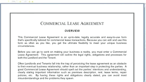 Simple Land Lease Agreement Form Fresh Rental Forms Template ...