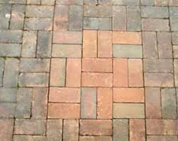 clean patio cleaning pavers