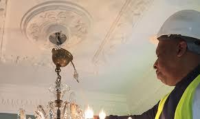 rewiring of chandelier