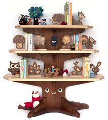 ... Happy Tree Bookshelf ...