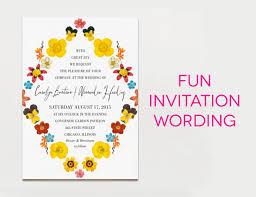 Best Album Of Cute Wedding Invitation Wording Theruntime Com