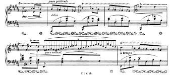 chopin spring waltz sheet music chopin biography music appreciation