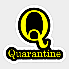 Can you name the code words for each letter in the nato phonetic alphabet? Q For Quarantine Phonetic Alphabet In Pandemic Phonetic Alphabet Jokes Sticker Teepublic