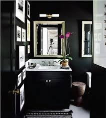 black bathroom. Small Black Bathroom 30 Pictures : S