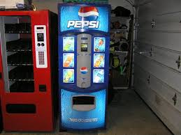 Pepsi Glass Front Vending Machine Fascinating Snack Attack Vending Vending Machine Parts Sales Service FREE