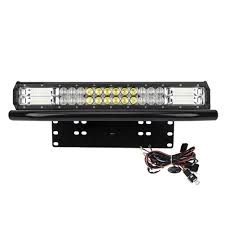 20 Inch Osram Light Bar 20inch Led Light Bar Osram Spot Flood Combo Plus Number Plate Frame Offroad 4wd