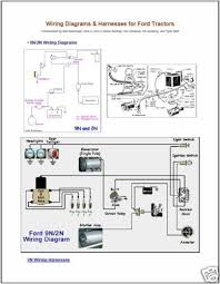 ford 8n wiring harness diagram wiring diagram 8n ford tractor wiring diagram electronic circuit