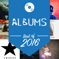 Afbeeldingsresultaat voor best ALBUM of the year  2016