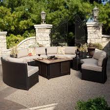 firepit patio set. image of: patio furniture fire pit table set firepit